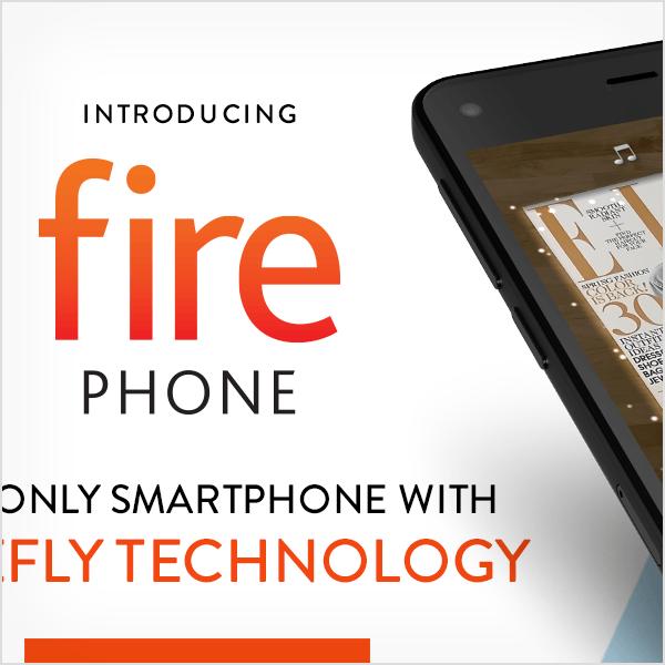 Amazon Fire Phone Announcement
