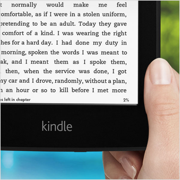 Kindle Paperwhite Announcement Email
