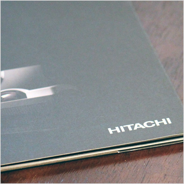 Hitachi New Product Announcement