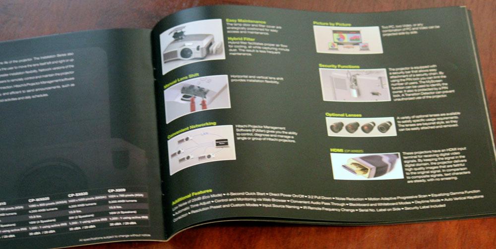 Hitachi 2010 Product Catalog